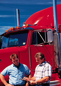 Truck Driving Schools in Texas