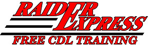 Raider Express Paid CDL Training Program