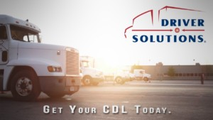 Driver Solutions company paid CDL training