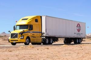 Dry Van Truck Driving Jobs